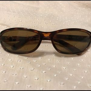 Ray Ban Sunglasses Brown Tortoise with Case